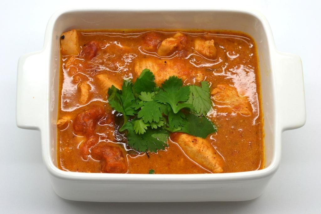 Poulet curry, épices indiennes - à ma façon - LoftKitchen