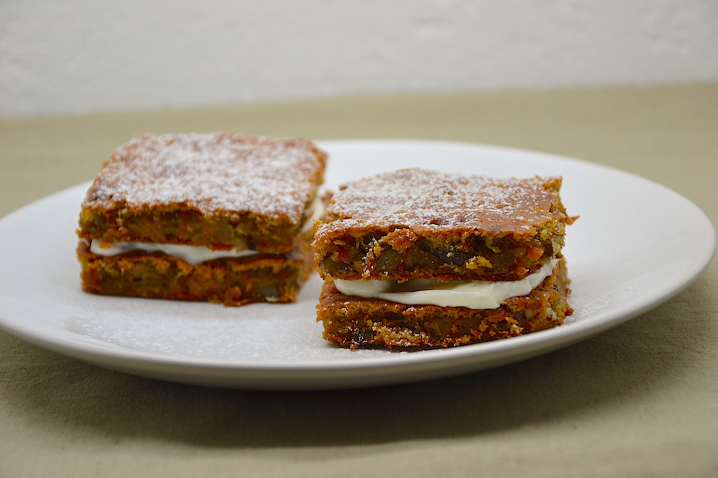 Glacage Cream Cheese Carrot Cake